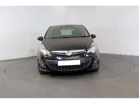 Vauxhall Corsa Limited Edition Hatchback 1.2 Manual Petrol BAD / GOOD CREDIT