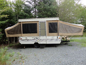 10ft Jayco Tent Trailer