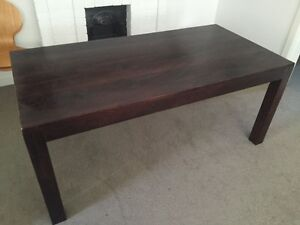 Solid Wood Table Centennial Park Eastern Suburbs Preview