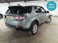 2018 Land Rover Discovery Sport 2.0 TD4 180 SE Tech 5dr Auto - Suv 5 Seats SUV D