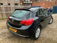 ✿2013/62 Vauxhall/Opel Astra 1.7 CDTi Exclusive Ecoflex, Black ✿TURBO DIESEL✿