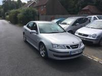Saab 9-3 1.9TiD ( 150ps ) auto Vector Sport 2008/57reg 1 owner