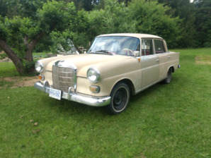 1962 Mercedes-Benz 190Dc