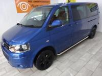 VOLKSWAGEN TRANSPORTER SHUTTLE 2.0 T30 TDI SHUTTLE SE ***FROM £108 PER WEEK***