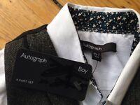 M&S Autograph range Boys suit (18-24 months) £10 only