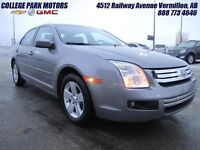 2007 Ford Fusion SE   low low klm