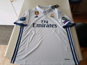 Chandail jersey Adidas climacool Realmadrid