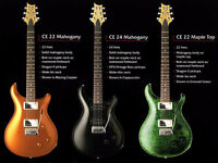 Looking for PRS bolt-neck model: CE22, CE24, SAS, NF3 or DC3