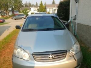 Toyota Corolla 2003 - Great value, low kms