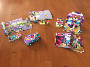 Lego Friends play sets