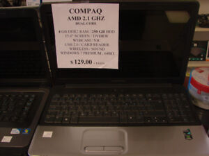 LAPTOPS ON SALE TAX INCLUDED