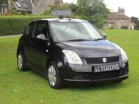2007 56 SUZUKI SWIFT 1.3 GL 3D 91 BHP