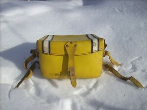 Skidoo Snowmobile   Accessory    Leather  Bag Peterborough Peterborough Area image 1