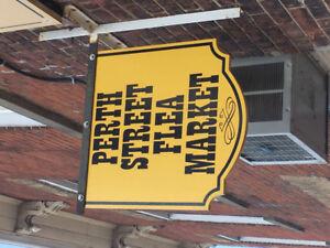 Perth street flee market BIG SALE