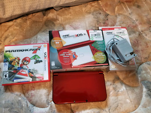 NEW NINTENDO 3DS XL PERFECT CONDITION