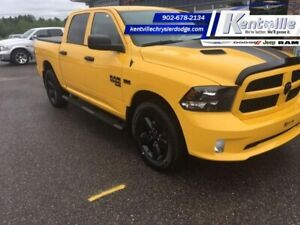 2019 Ram 1500 Classic Express Stinger Yellow Sport Package