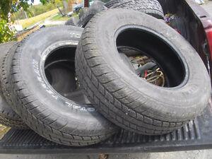 265/70/17 Tires