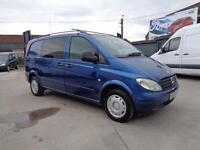 MERCEDES-BENZ VITO 2.1 TD | 115 | DUALINER | AUTOMATIC | 5 SEAT | AIR CON | 2005