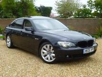 2005 05 BMW 750i 5.0 auto Sport V8 + MASSIVE SPEC + 13 SERVICE STAMPS