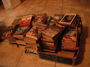 80 Sci Fi and Fastasy Novels
