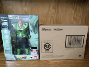 Figuarts Dragon Ball Android 16 unopened/MISB.