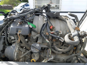 Toyota Tundra Engine and Transmissions