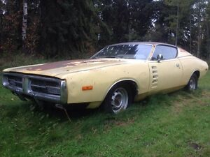 440/4sp rally charger RARE