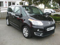 2009/09 Citroen C3 Picasso 1.6 HDi 8v VTR+ 5dr Great value~Low Running costs.