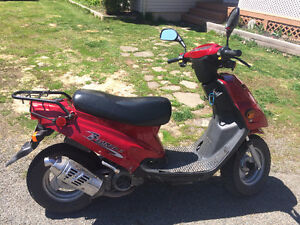 2006 E-Ton Beamer II Scooter for Sale