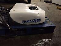 Hubbard van fridge/freezer unit