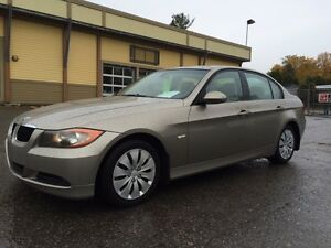 2007 BMW 3-Series 323i Berline