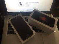 iPhone SE 16GB BNIB