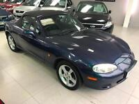 2002 Mazda MX-5 1.6i Convertible-2 Keys-3 F Keepers-6 Service Stamps-MOT 09/17