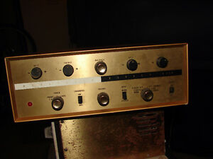 Realistic Stereo 40/A Dual-Channel Power Amp