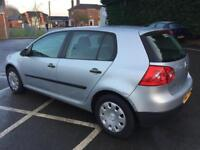 2008 Volkswagen Golf 2.0SDI S diesel manual