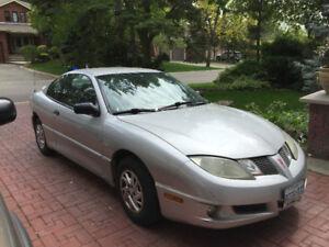 2003 Pontiac Sunfire SL Coupe (2 door)