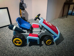 Super Mario Kart Motorized Ride On For Kids