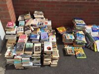 All Books Wanted! Are you having a clear out? We collect FREE anywhere in Yorkshire.