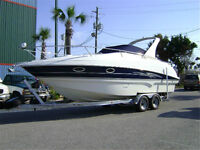 **SIGNIFICANTLY REDUCED**  2008 Larson 274 Cabrio