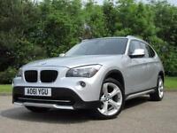 2012 BMW X1 2.0 20d SE SUV 5dr Diesel Manual xDrive (153 g/km, 177 bhp)