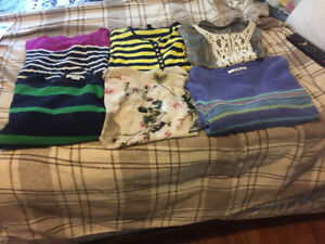 Ladies mostly brand name clothes