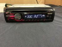 Sony Xplod CDX-GT250MP Car Stereo (swap)