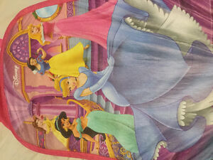 Disney princess clothes/toys hamper
