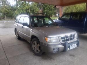 1999 Subaru Forester Hatchback