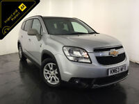 2013 63 CHEVROLET ORLANDO LT VCDI DIESEL 1 OWNER FROM NEW FINANCE PX WELCOME