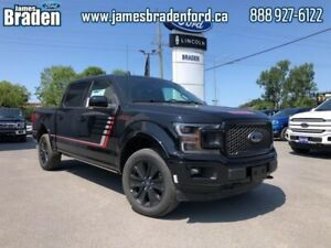 2019 Ford F-150 Lariat   - Navigation - Sunroof - $457 B/W