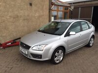 FORD FOCUS STYLE 1.6 (57) MOT 23/2/17 , SERVICE HISTORY, WARRANTY, EXCELLENT CONDITION £1695