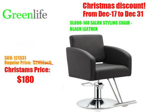 Greenlife Etobicoke Barber/Styling Chair/Shampoo unit from $180