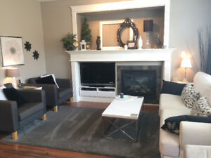 Great Furnished Home for a 4-7 Month Rental