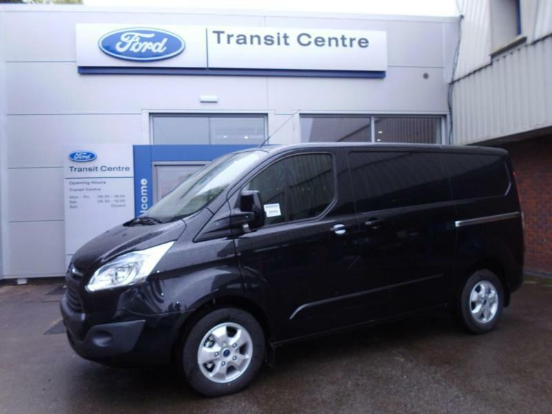 new ford transit custom 290 swb limited 2 2tdci 125ps. Black Bedroom Furniture Sets. Home Design Ideas